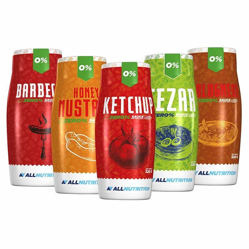All Nutrition Sauce Zero