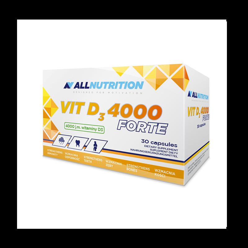 All Nutrition Vitamin D3 k2 forte