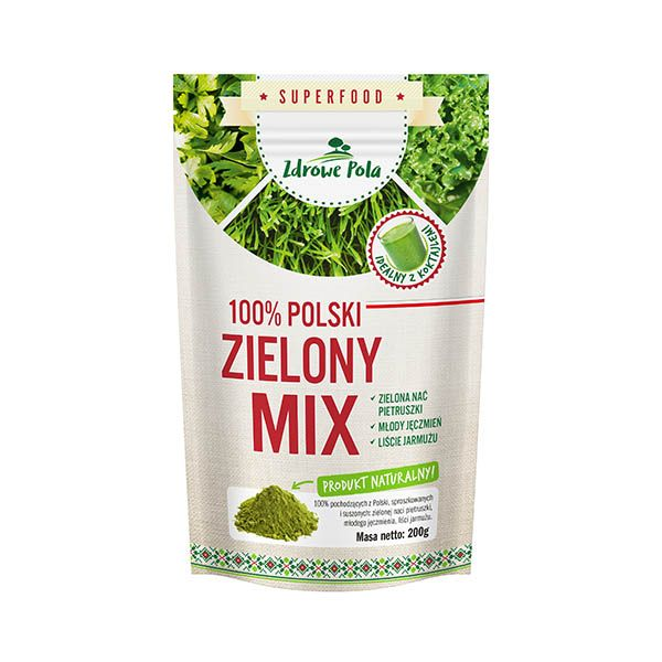 Superfood Greenmix – 200g