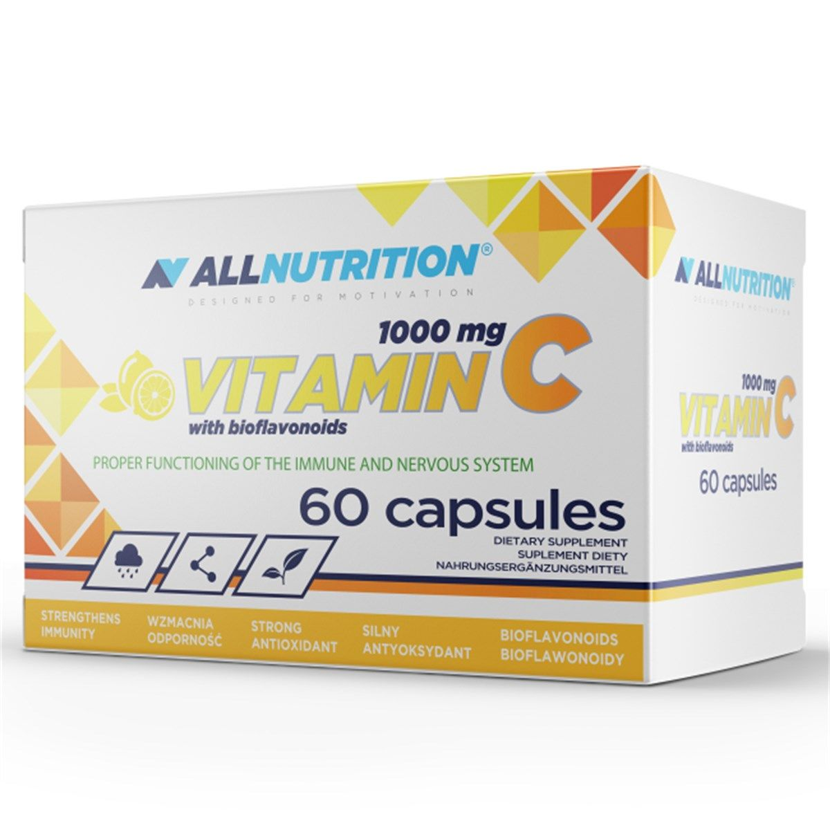 All Nutrition Vitamin C
