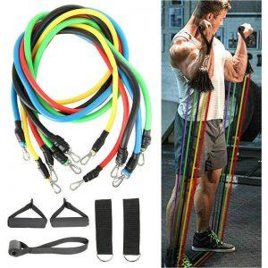 resistance Workout kit ( 11 pieces )